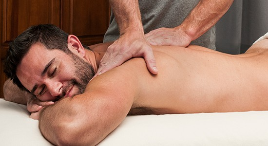 relaxation recovery massage